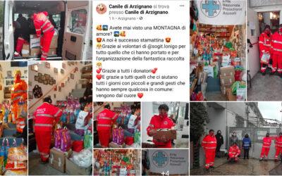 S.O.G.IT. Lonigo aiuta Canile di Arzignano